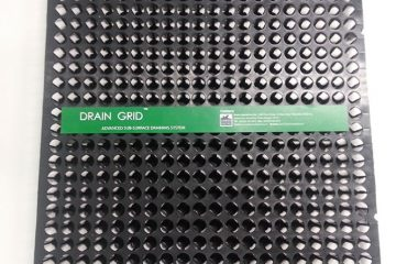 Drain Grid™ (Advanced Sub-Surface Draining System)